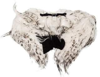 Lanvin Goat Hair Stole