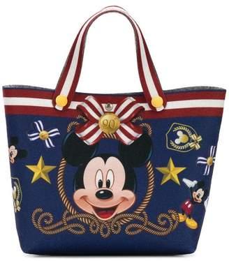 MonnaLisa Mickey Mouse tote bag