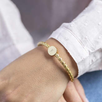 Joy by Corrine Smith Personalised Mesh Bracelet