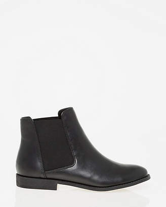 Le Château Leather Chelsea Ankle Boot