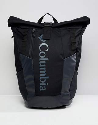Columbia Convey 25L Rolltop Daypack in Black