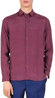 The Kooples Unk. Slim Fit Button-Down Shirt