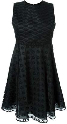 Giamba embroidered dress