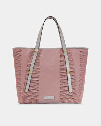 Ted Baker OCTOMON Knitted tote bag