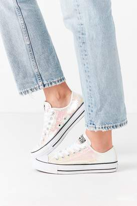 Converse Chuck Taylor All Star Sequined Low Top Sneaker