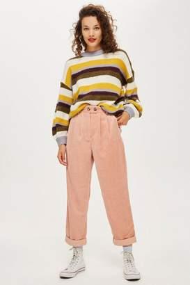 Topshop TALL Corduroy Peg Trousers