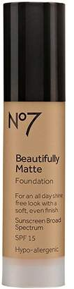 Boots No7 Beautifully Matte Foundation Cool by