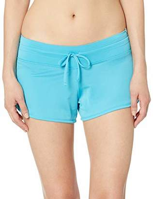 Kanu Surf Women's Swimsuit Beach Shorts Tankini Bottom Boyshorts with Liner
