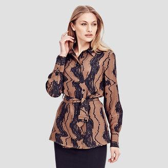 Amy Silk Shirt $280 thestylecure.com