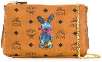 MCM Rabbit crossbody pouch