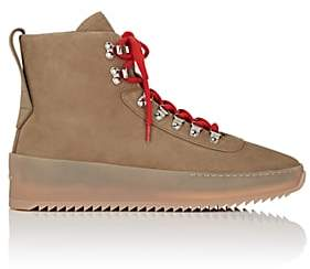 Fear Of God Men's Hiking Nubuck Sneakers - Med. brown