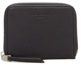 Liebeskind Berlin Coca Milled Zip-Around Leather Wallet