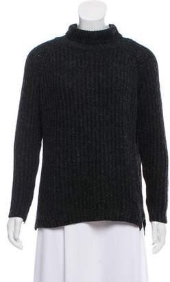 Anine Bing Rib Knit Oversize Sweater