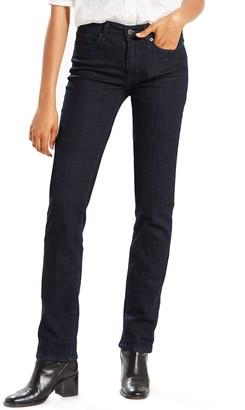 Levi's Levis Women's Classic-Fit Straight Leg Jeans