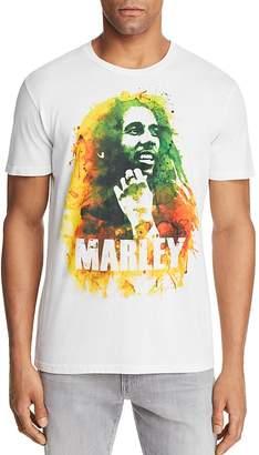Bravado Bob Marley Watercolor Tee
