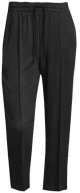 ATM Anthony Thomas Melillo Tencel Pull-On Cropped Pants