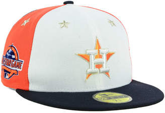 New Era Houston Astros All Star Game Patch 59FIFTY Fitted Cap