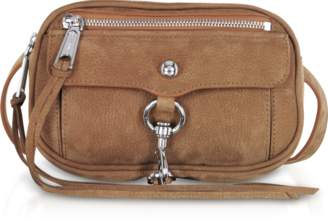 Rebecca Minkoff Almond Leather Blythe Belt Bag