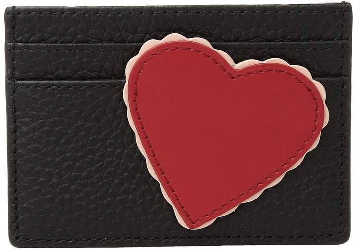 Kate Spade New York - Yours Truly Applique Card Holder Wallet