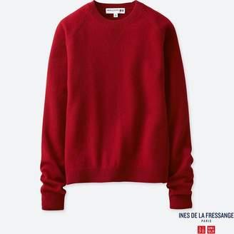 Uniqlo WOMEN IDLF Cashmere Crew Neck Sweater