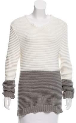 Jonathan Saunders Oversize Knit Tunic