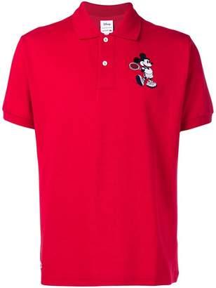 Lacoste Mickey Mouse polo shirt