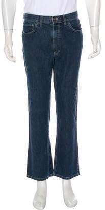 Hiltl Five-Pocket Straight-Leg Jeans
