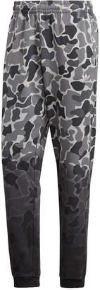 adidas Men's Originals Camo-Print Fleece Joggers
