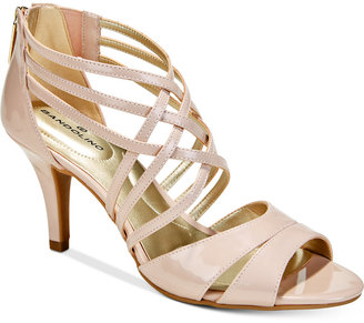 Bandolino Marlisa Dress Sandals $69 thestylecure.com