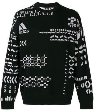 Gosha Rubchinskiy x Adidas jumper