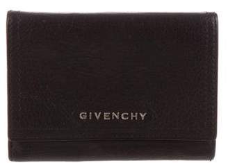 Givenchy Leather Logo Wallet