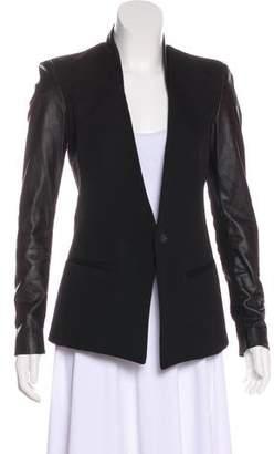 Helmut Lang Casual Long Sleeve Jacket