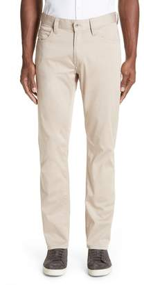 Emporio Armani Stretch Cotton Pants