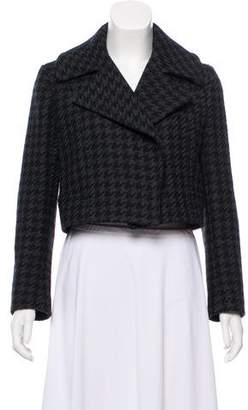Theory Wool Houndstooth Jacket