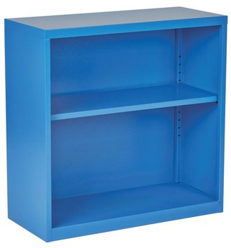 Office Star OSP Designs by Products Metal Bookcase - Multiple Colors