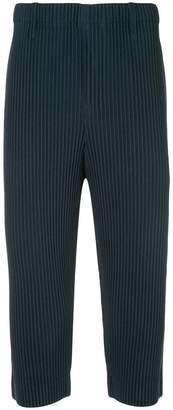 Issey Miyake Homme Plissé pleated trousers