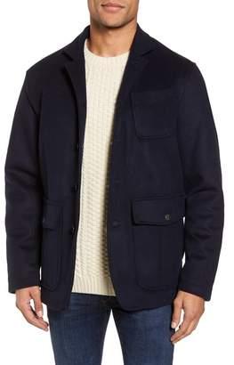Pendleton Wool Hybrid Blazer