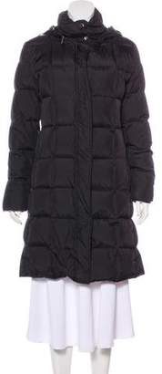 Burberry Knee-Length Down Coat