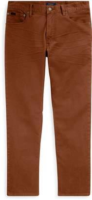 Ralph Lauren Straight Fit Corduroy Pant