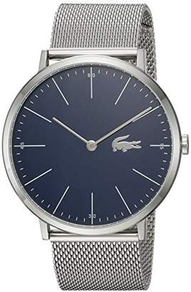 Lacoste Men's 'Moon' Quartz Stainless Steel Casual Watch