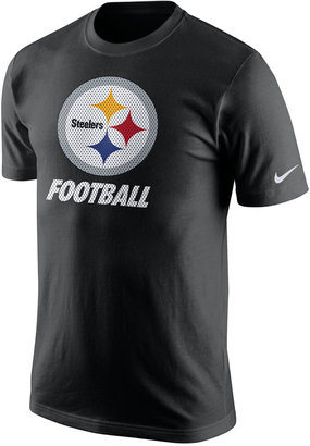 Nike Men's Pittsburgh Steelers Facility T-Shirt $28 thestylecure.com