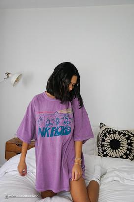 DAY Birger et Mikkelsen Pink Floyd Washed T-Shirt Dress