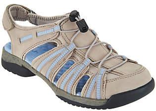Clarks Adjustable Fisherman Sandals - TuviaMadee