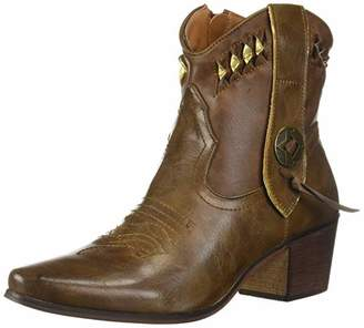 Yoki Women's Debra-13 Western Boot