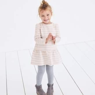 The White Company Stripe Dress & Legging Set (1-6yrs)