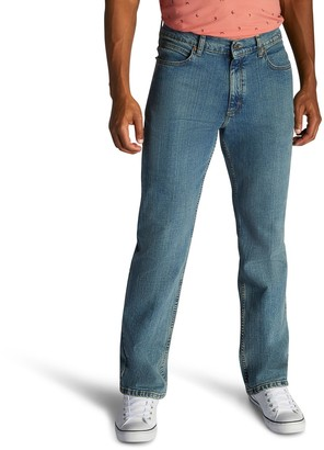 Lee Men's Relaxed Fit Stretch Jeans