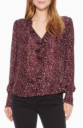 Parker Tilly Print Silk Blend Blouse