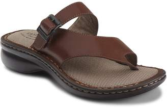 Eastland Townsend Women's Leather Thong Sandals