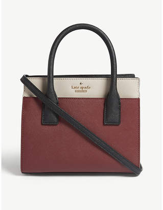 Kate Spade Cameron Street mini Candace leather shoulder bag