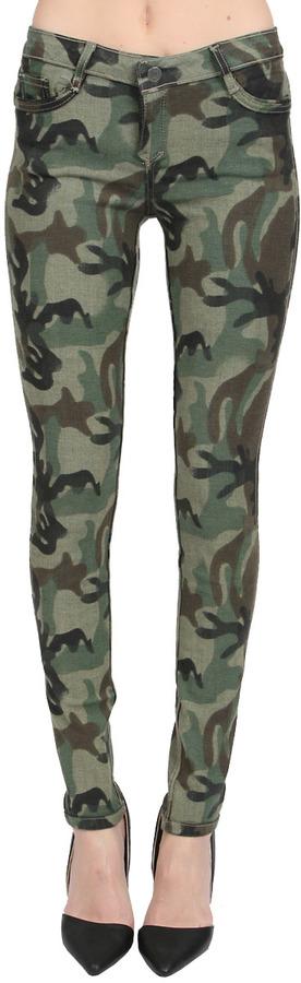 Bleu Lab Bleulab 8 Pocket Legging in Camouflage/Convoy